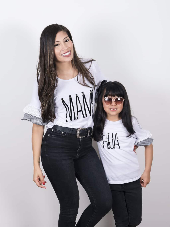 Blusa Mami e Hija