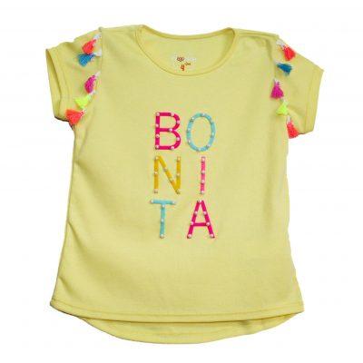 Camiseta Bonita Woonkie