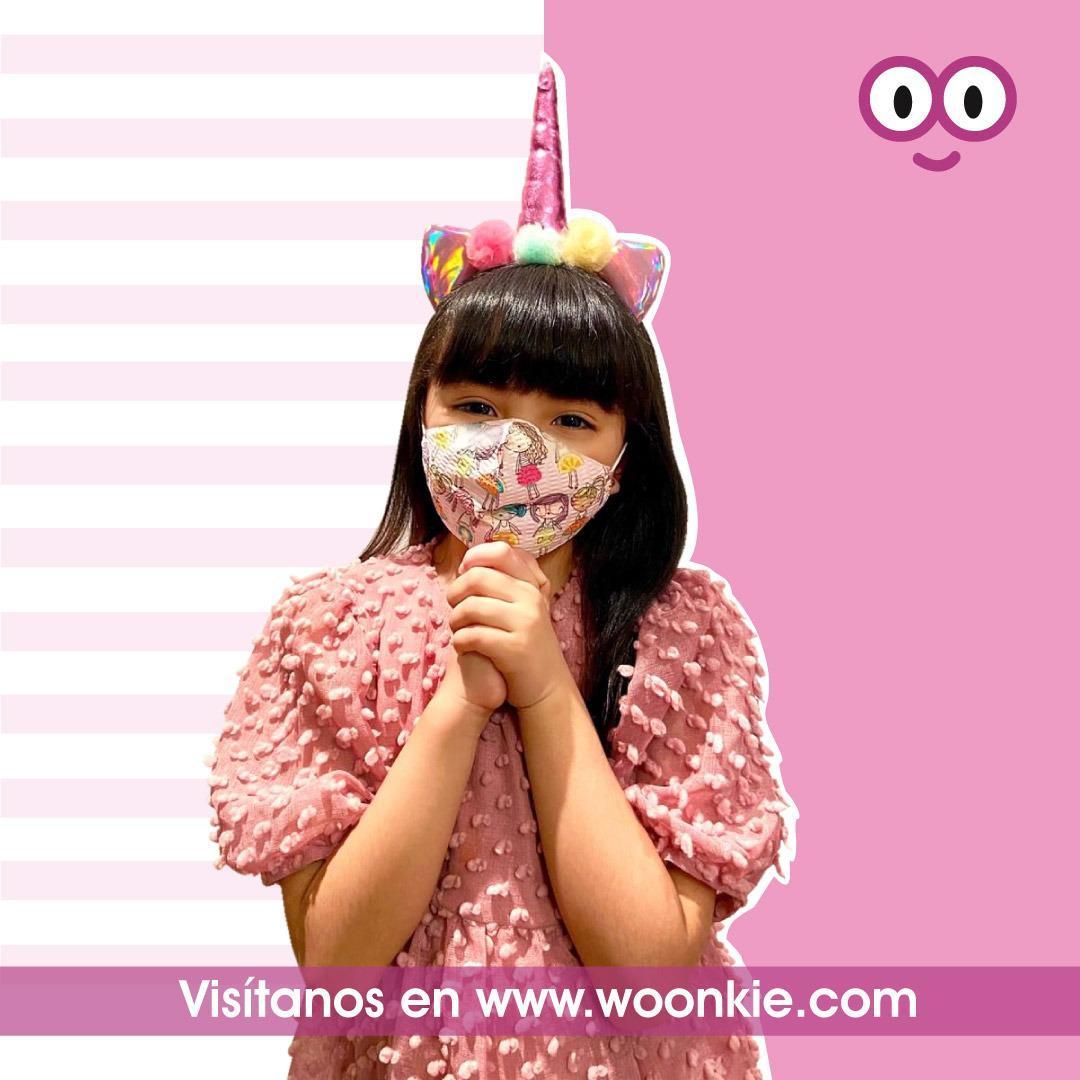 Tapabocas Woonkie