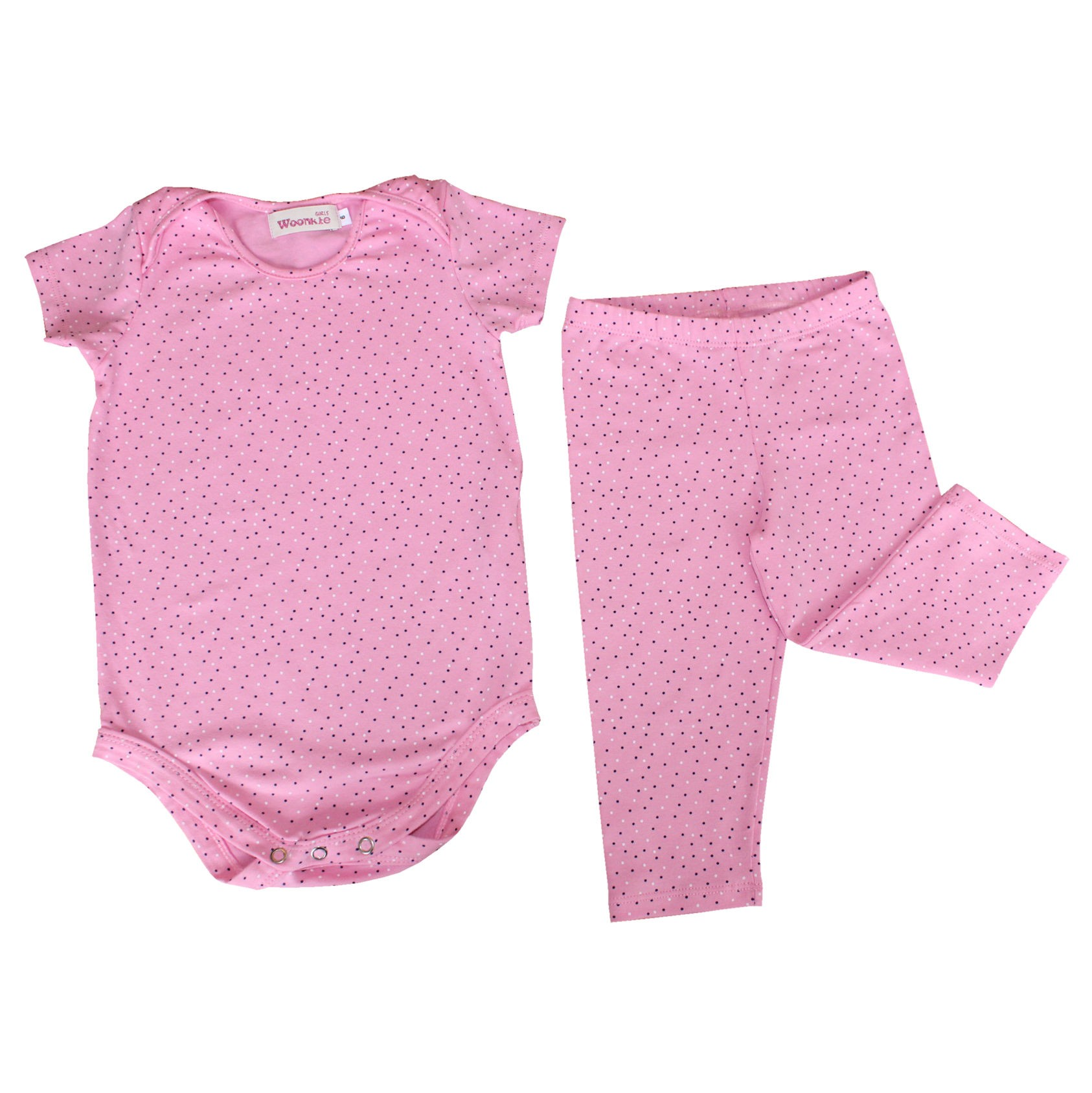 Conjunto Bebé Niña